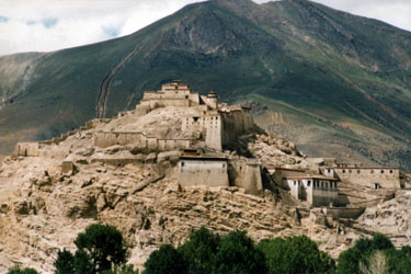 Ruins of Gyantse Dzong