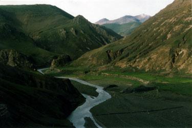 Nyang Chu valley