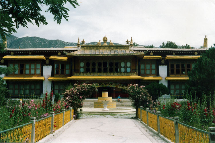 Norbulinka in Lhasa