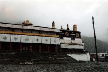 Drepung main temple