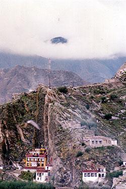 Chokpori from Potala