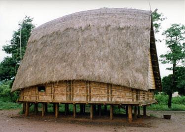 Minority peoples hut