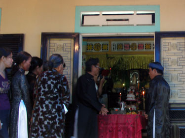 Betrothal ceremony
