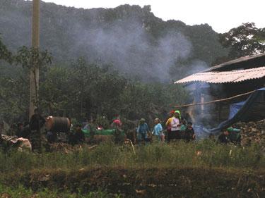 Hmong funeral