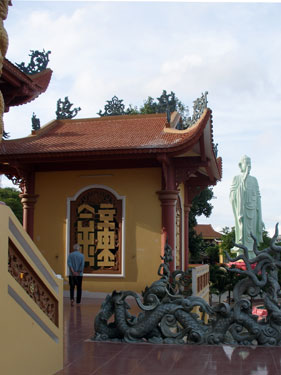 Quy Nhon pagoda